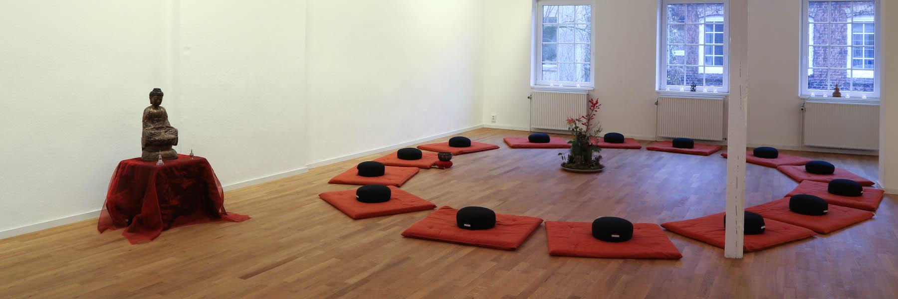 Zen Meditation Hamburg